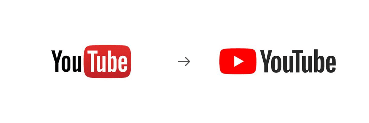 Youtube brand redesign