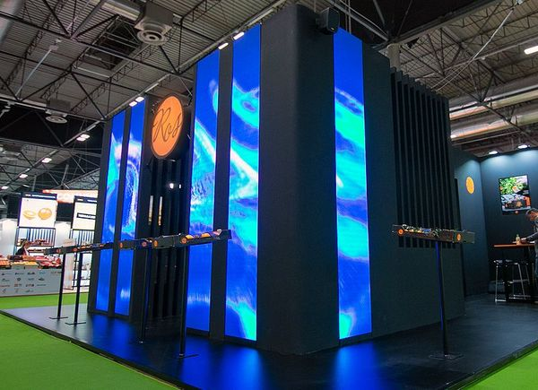 Stand Ros for 2019 Fruit Attraction fair, Madrid | Eclectick Studio
